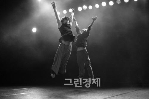 ▲하늘궤적(2008년)