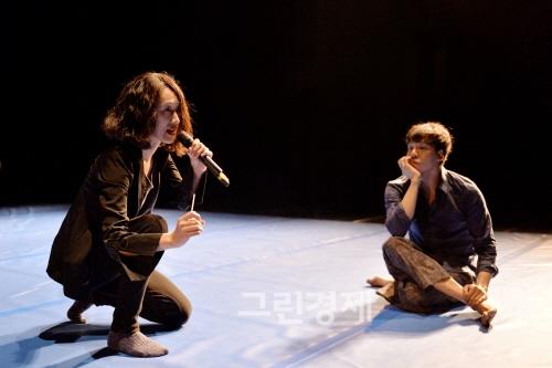▲이동원안무의『기억력테스트,MemoryTest』