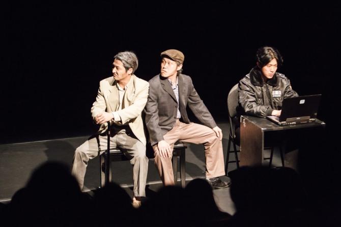 김수기 안무의 『우리형』