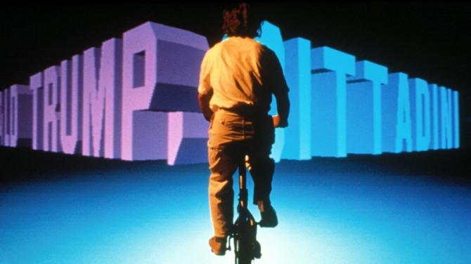 제프리 쇼 작 읽을 수 있는 도시, 1988-1991