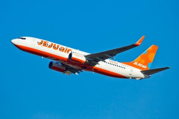 제주항공이 오는 28일 광주-제주 노선 신규취항을 기념해 해당노선의 항공권을 특가 판매한다. 제주항공=제공