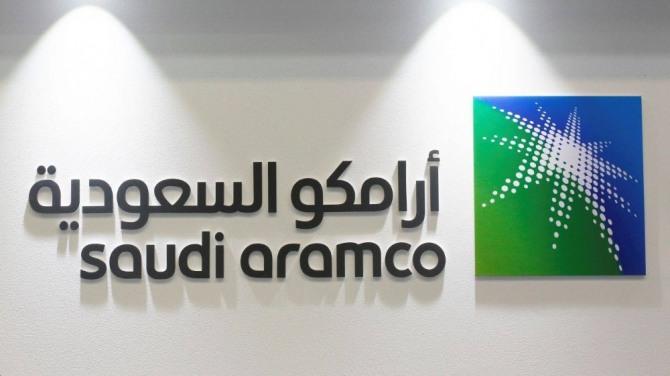 사우디아라비아 아람코 로고. 사진=머니컨트롤