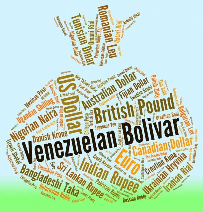 베네수엘라가 경제난에 미국제재까지 겹치면서 월 최저임금 3.53달러에 신음하고 있다. 자료=글로벌이코노믹