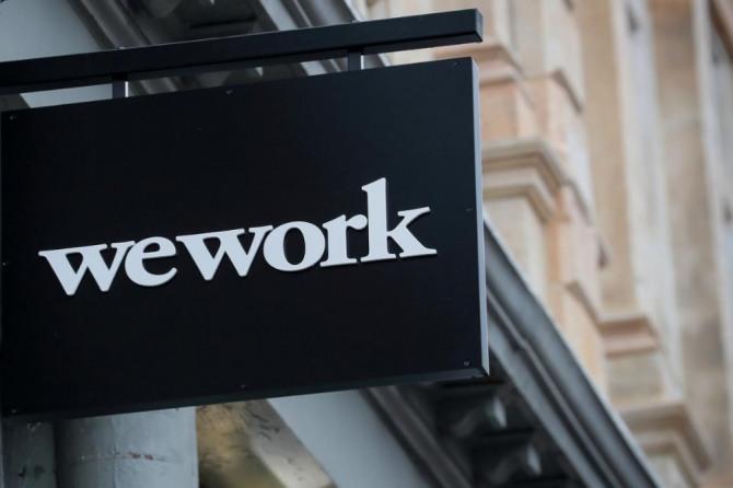 위워크는 신임 CEO에 T모바일의 존 레저와 영입 협상을 진행 중이라고 밝혔다. 사진=로이터/뉴스1