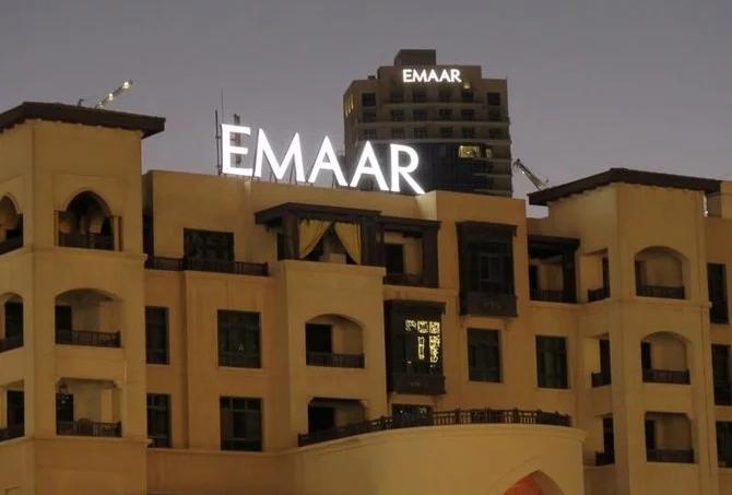 세계에서 가장 높은 건물인 버즈 칼리파를 소유한 두바이 부동산 대기업 에마르는 3분기 순이익이 전년 동기 대비 20% 증가했다고 밝혔다. 사진=로이터/뉴스1