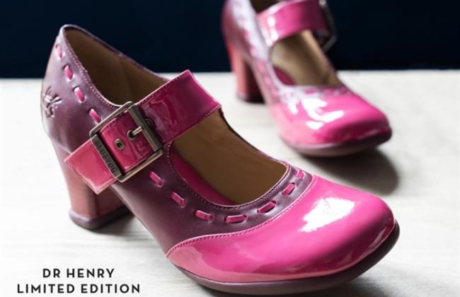사진은 캐나다에서 한정 판매 중인 'The Dr. Henry Shoe' 모델.