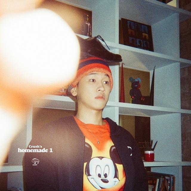가수 크러쉬가 20일 오후 6시 첫번째 홈메니드 싱글 '자나깨나'를 공개바한다 사진=피네이션 제공