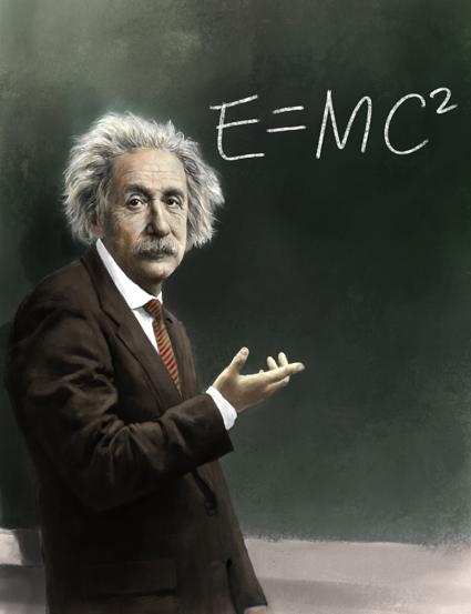 천재물리학자 아인슈타인