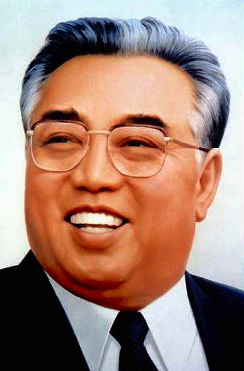 김일성 북한 전 주석