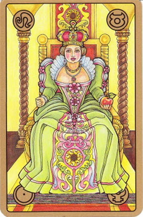 드라마 '옥중화'의 정난정은 부와 권력에 대한 강한 집착과 욕망을 가진 더퀸 카드를 닮았다.