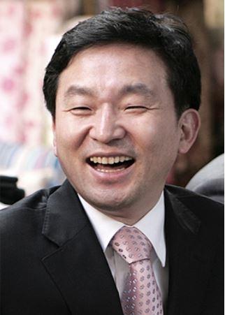 바른미래당을 탈당하고 무소속으로 출마를 선언한 원희룡 제주도지사.