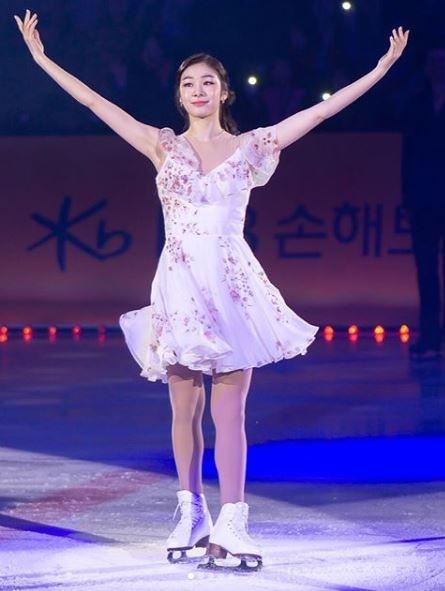피겨 선수를 은퇴하고도 여전히 국민들의 사랑을 받고 있는 김연아는 높고 시원스런 눈썹이 인기의 비결로 꼽힌다. 사진=김연아 인스타그램
