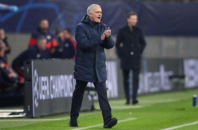 토트넘 무리뉴의 FA 컵 16 강 Everton, 4-5 패배 충격